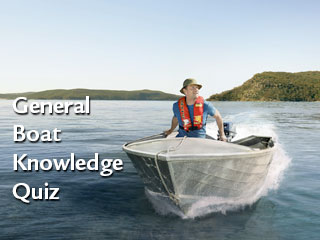 boating knowledge revision quiz home